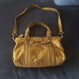 Nwot The sak leather bag